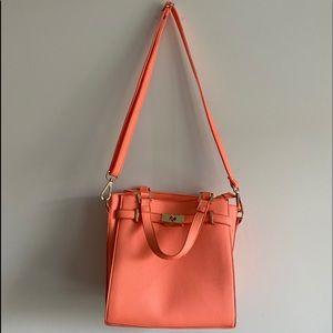 Nila Anthony BRIGHT Coral Bag